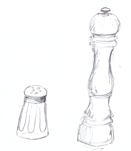 peper & zout