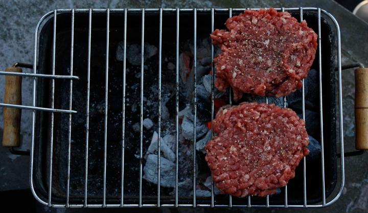 Hamburgervlees